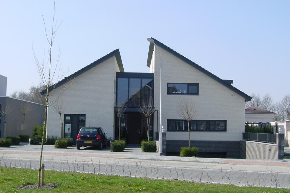 Moderne villa in Best