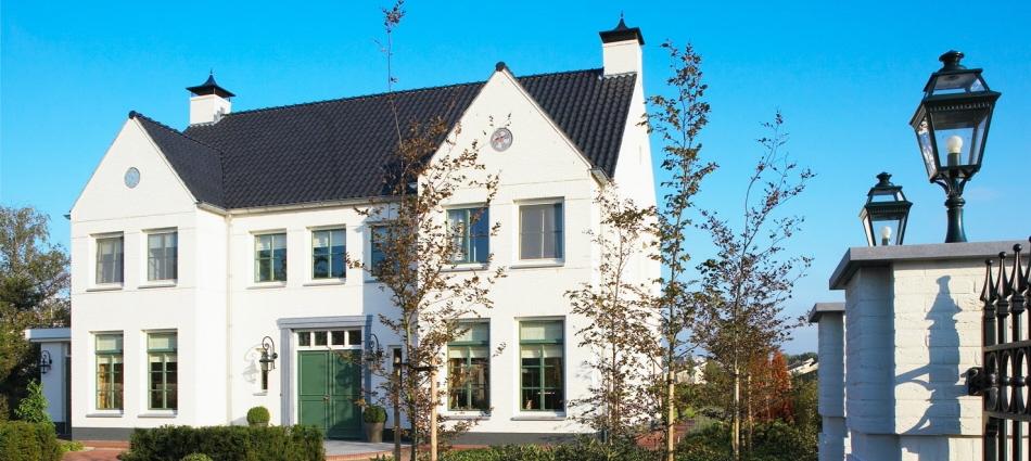 Herenhuis in Heilaarpark Breda