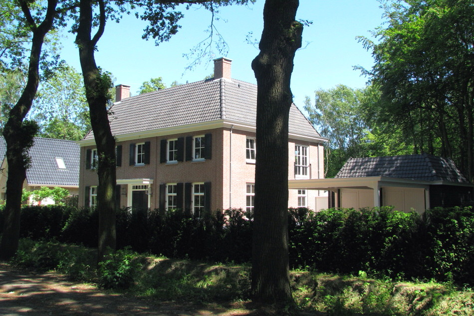 Herenhuis in Princenhage - entree